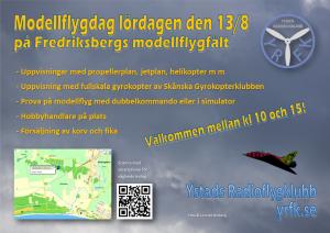Affisch Modellflygdag 2016 - web